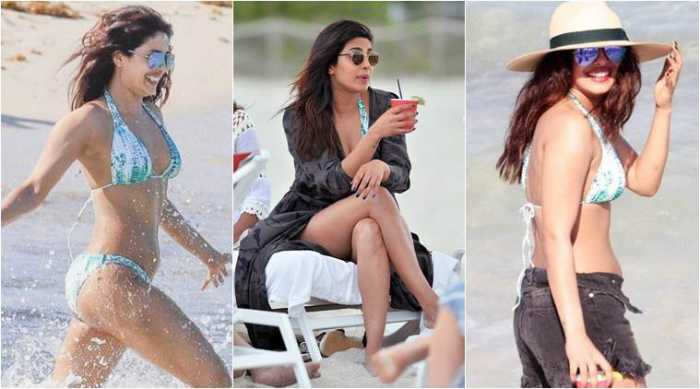 These Priyanka Chopra's Viral Beach Pics Will Beat The Hotness Of This Summer