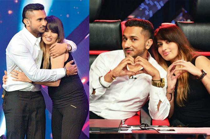 Honey Singh's wife Shalini Singh