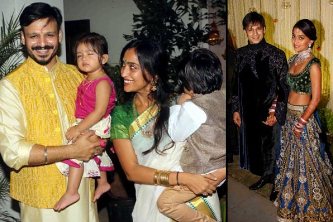 Vivek Oberoi's wife Priyanka Alva Oberoi