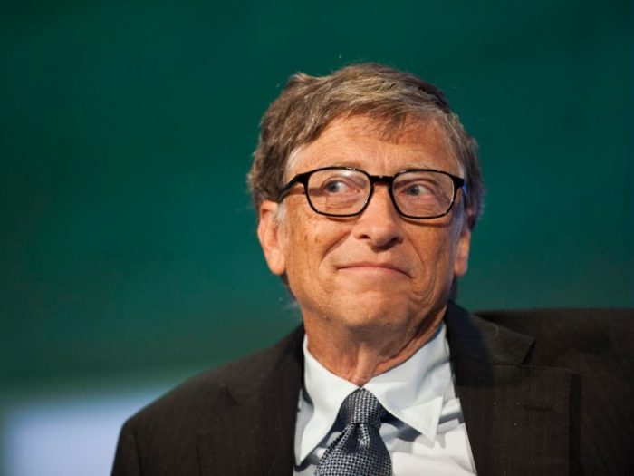 Bill Gates men who changed the world by brining windows - Individuals who made a difference in the world today
