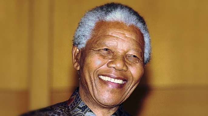Nelson Mandela Person Who Changed the world