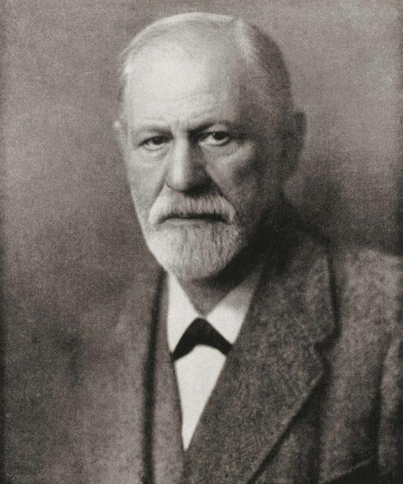 Sigmund Freud men who changed the world