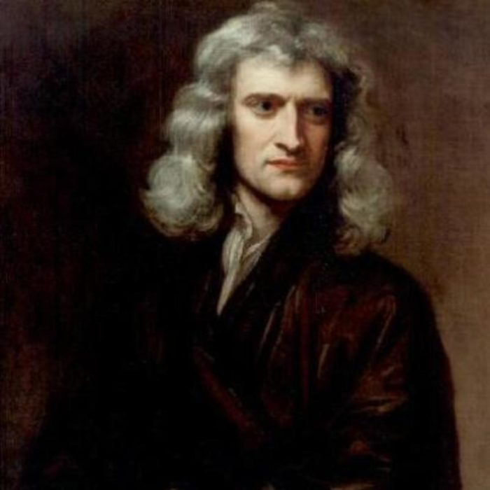 Sir Isaac Newton men who changed the world