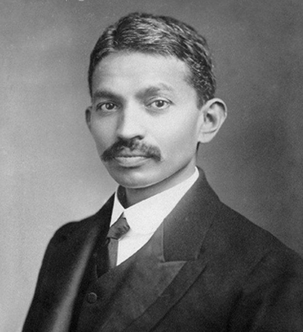 mahatma gandhi young the man who changed the world