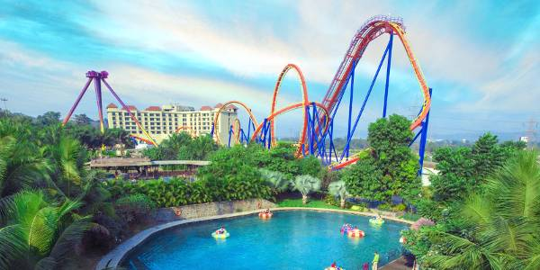 Imagica and Aquamagica in mumbai