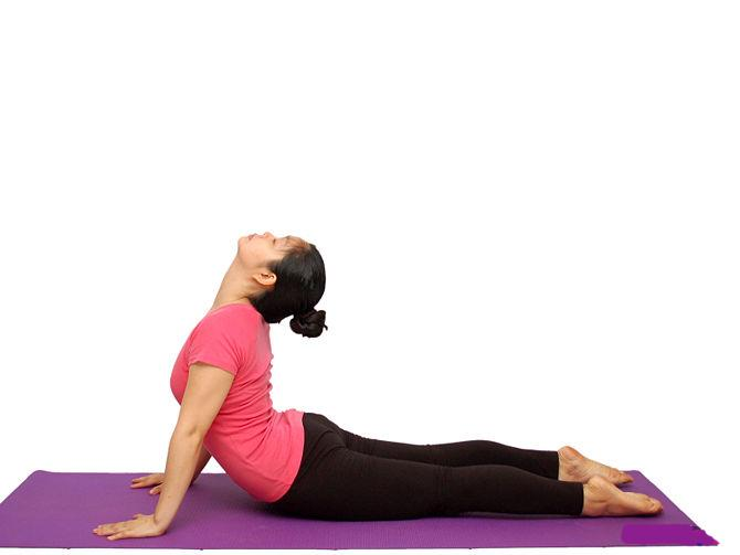Bhujangasana or Cobra Pose - How To Increase Breast Size Naturally