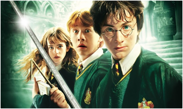 Harry Potter and the Chamber of Secrets(2002) IMBD RATING=7.4