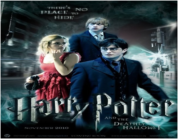 Harry Potter and the Deathly Hallows (2010-2011) IMBD RATING=(7.7)