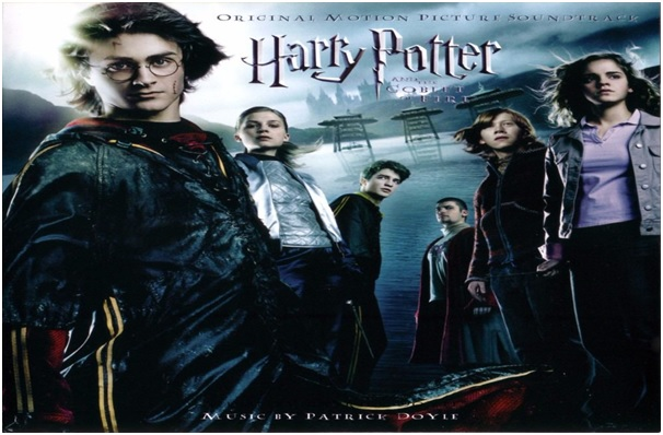 Harry Potter and the Goblet of Fire(2005) IMBD RATING=7.7