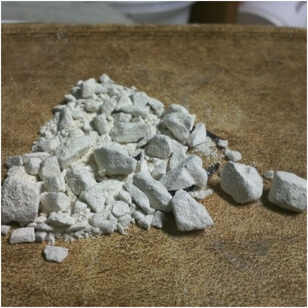 Heroin - most expensive materials