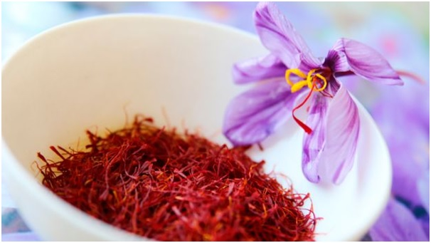 Saffron - most expensive materials