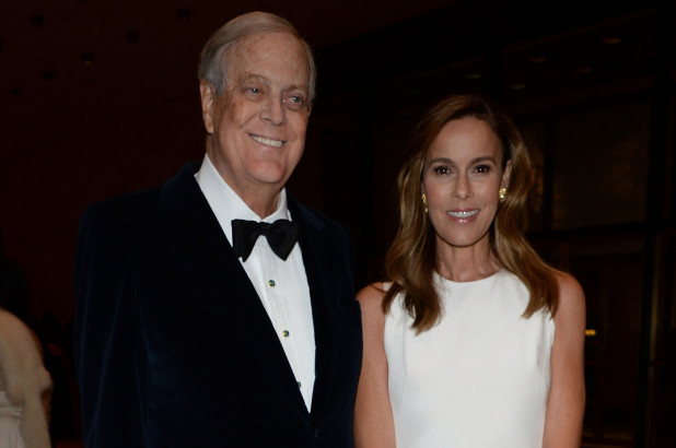 David and Julia Koch