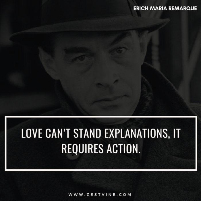 Erich Maria Remarque Quotes1