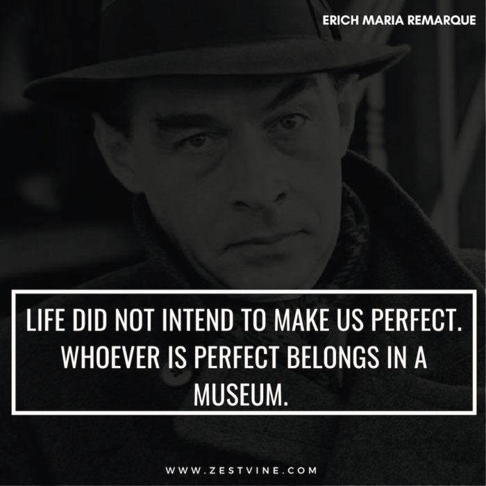 Erich Maria Remarque Quotes12