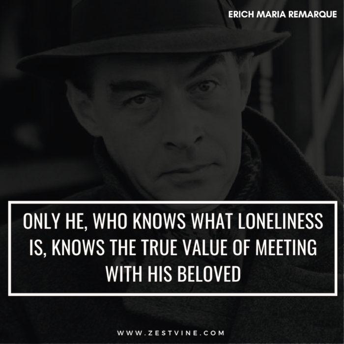 Erich Maria Remarque Quotes4