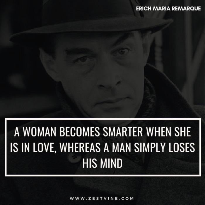 Erich Maria Remarque Quotes5