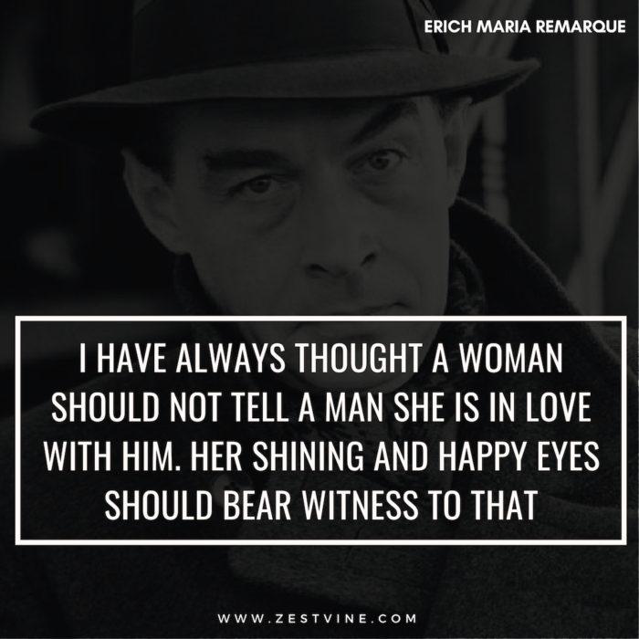 Erich Maria Remarque Quotes6