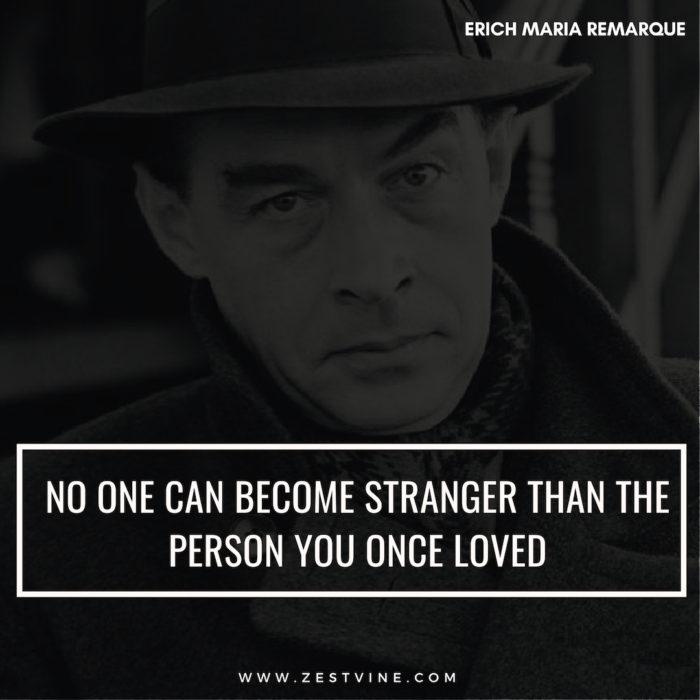 Erich Maria Remarque Quotes7