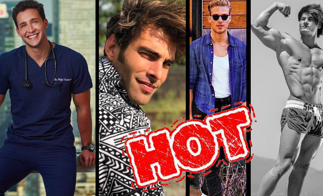 Top Hottest Men On Instagram You Want To Follow
