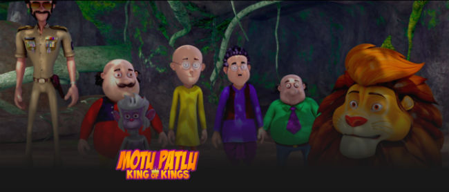 motu patlu movie kings of kings