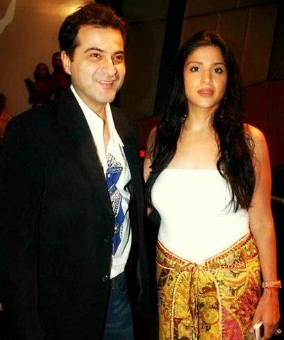 Sanjay Kapoor Wife Maheep Sandhu
