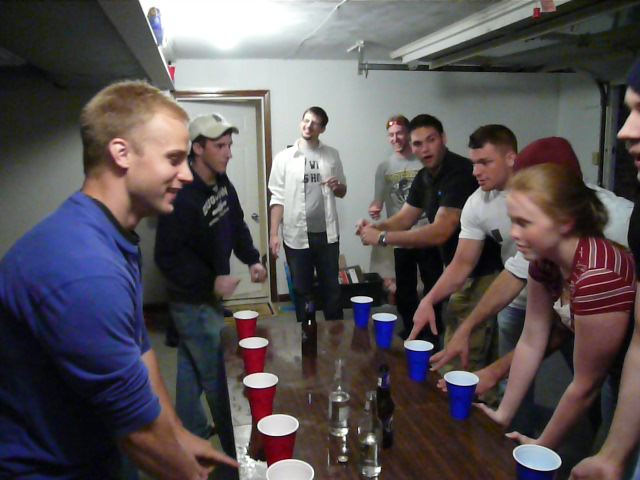 Flipcuppers drinking game