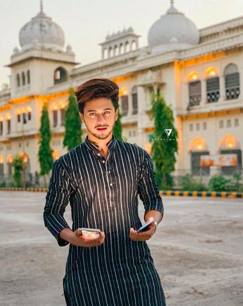 Hasnain Khan – tiktok star india