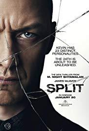 split - Best Horror Movies of 2016