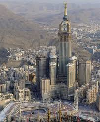 abraj - tallest buildings in the world