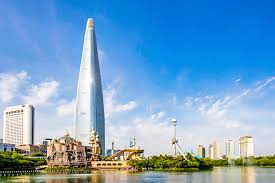 lotte - tallest buildings in the world
