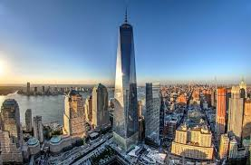 one world trade center - tallest buildings in the world