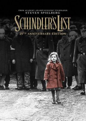 schindler's list - best movies on netflix