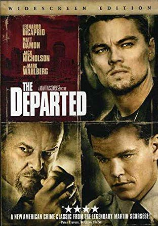 the departed - best movies on netflix