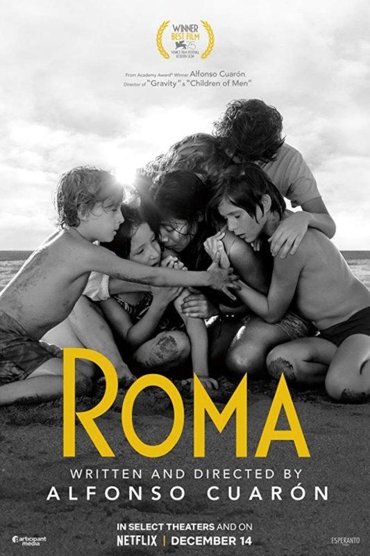 roma - best movies on netflix