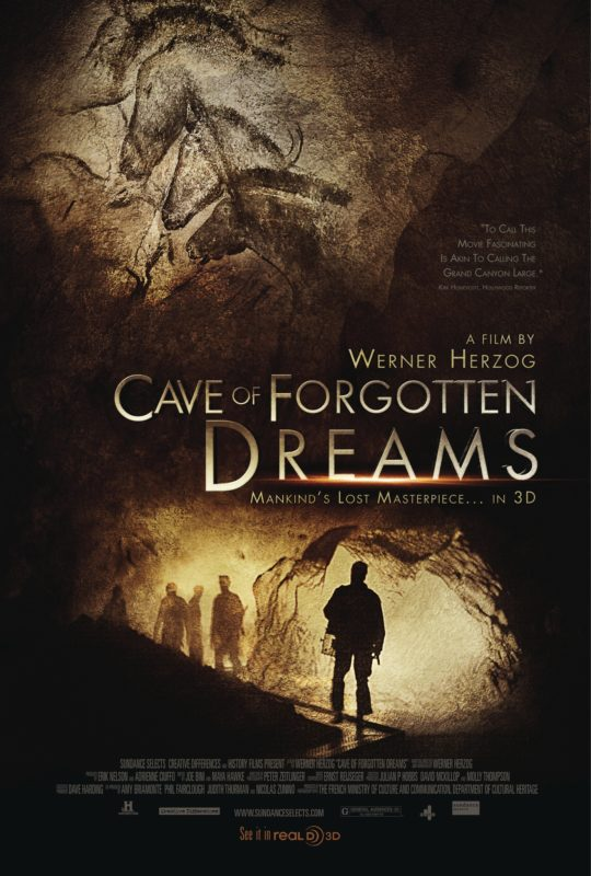 cave of forgotten dreams - best movies on netflix