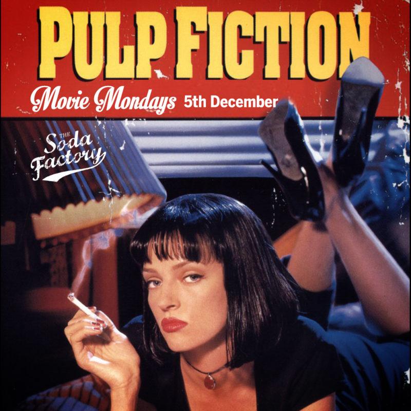 pulp fiction - best movies on netflix