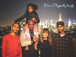 Dave Chappelle wife Elaine Chappelle