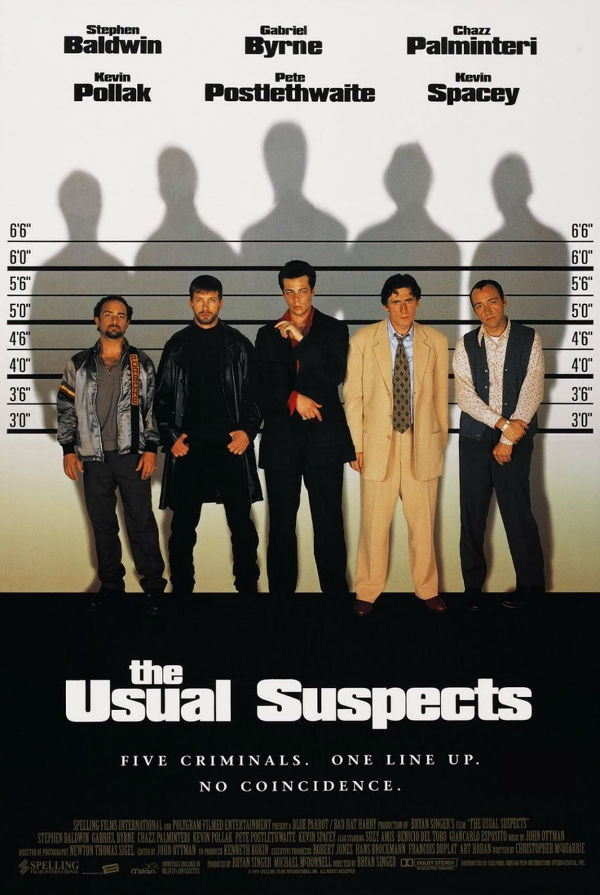 the usual suspers - best movies to watch on amazon prime