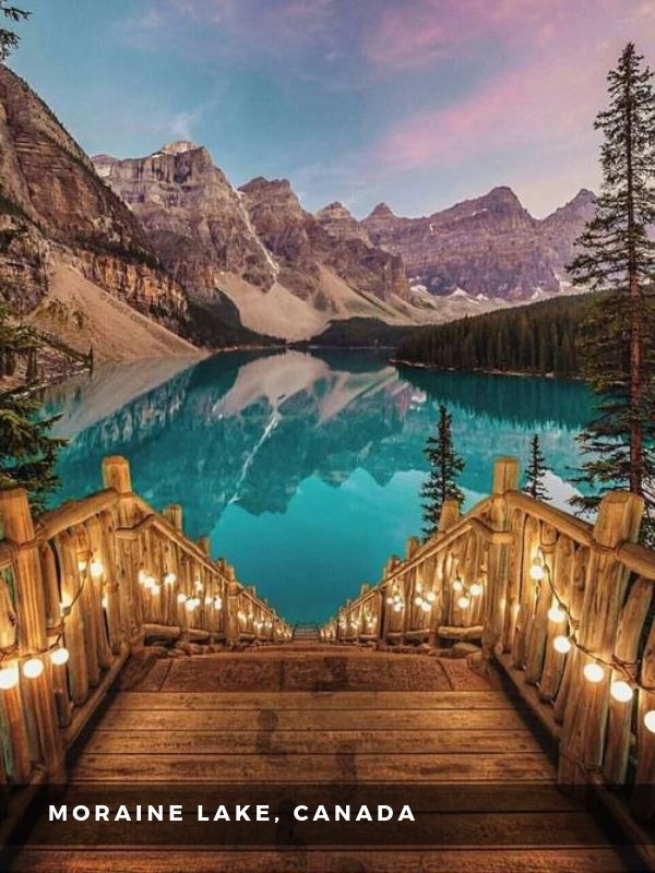 Worlds Best Places To Travel Once In Your Life - ZestVine