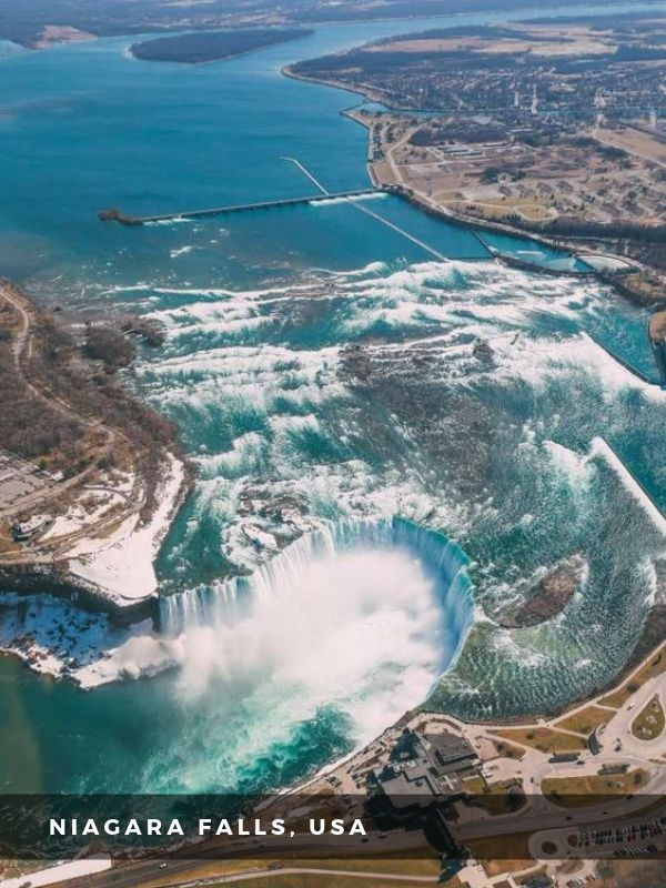 Worlds Best Places To Travel - NIAGARA FALLS, USA
