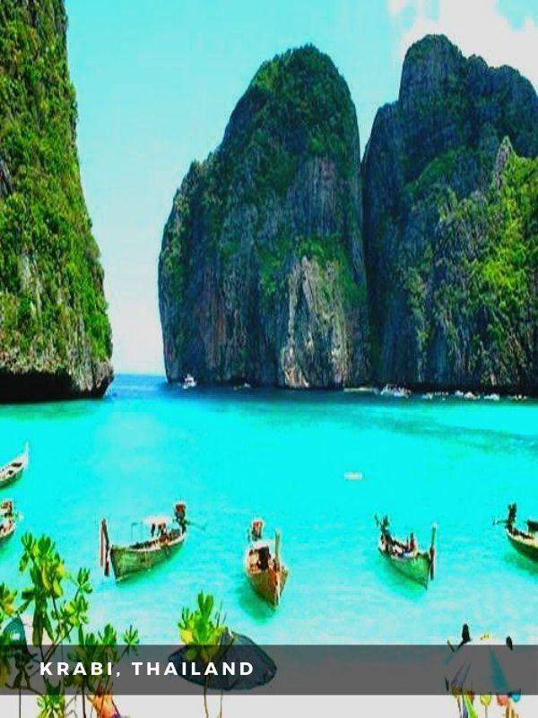 Worlds Best Places To Travel - KRABI, THAILAND