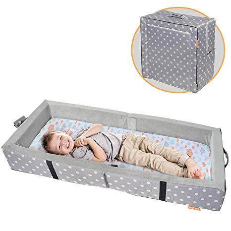 Milliard Portable Toddler Bumper beds