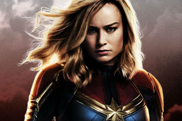 Female Superheroes - Captain Marvel