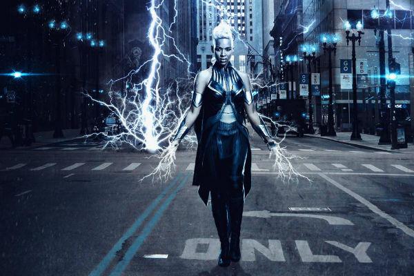 Female Superheroes - Storm