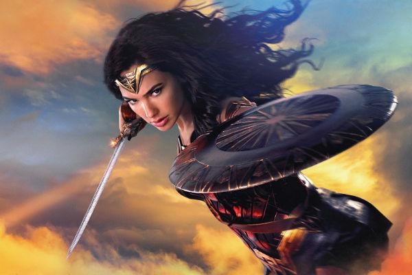 Female Superheroes - Wonder Woman