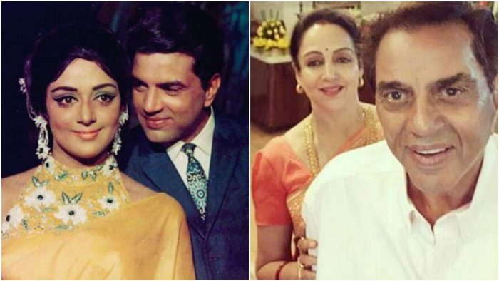 Dharamendra and Hema Malini Affair