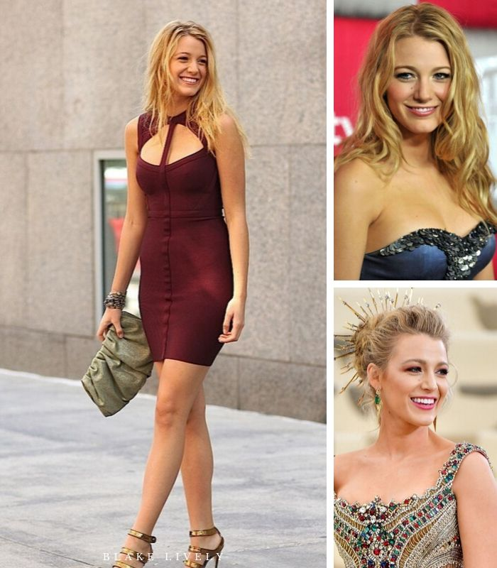Blake Lively most gorgeous lady in the world
