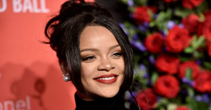 Rihanna secret revealed