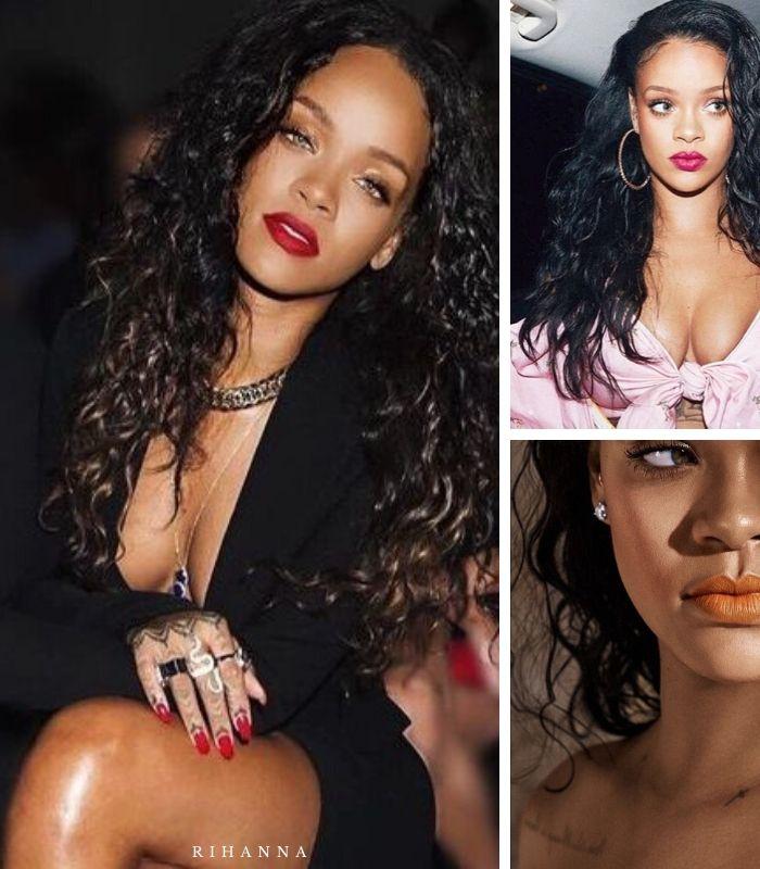 Rihanna beautiful celebrities hollywood