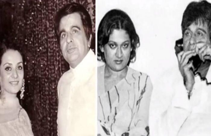 Dilip Kumar Saira Banu controversy